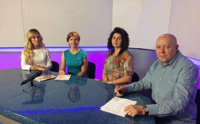 В прямому ефірі телеканалу Кременчук