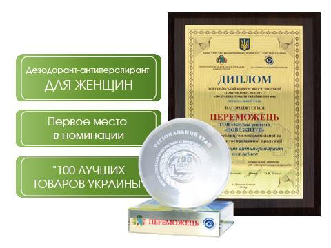ТМ Примафлора про «правильні» дезодоранти