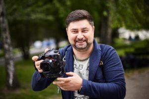 весільний фотограф Олег Воробйов