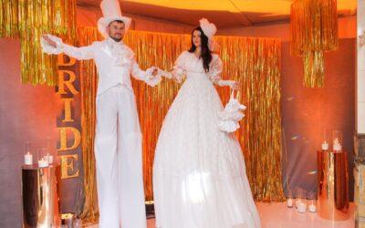 Весільний декор 2021- варіанти жовтого